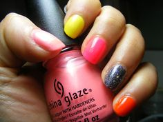 Miss Nail Polish: ABC Challenge N is for Neon