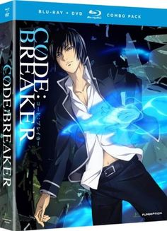 Code:Breaker: Complete Series (Blu-ray/DVD Combo) Funimation   Rei Ogami is a Code:Breaker--a super-powered assassin working for a secret government organization--who eliminates criminals out of reach of the law. When Rei's classmate Sakura decides to stop him from killing again and another Code:Breaker goes rogue, Rei must choose between a life of good or of evil.