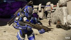 Microsoft Teases Halo 5 for Windows 10 with Forge Editor coming to Platform: The company says the Forge Halo 5 map editor will be launching…