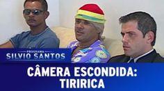 Câmera Escondida  Tiririca