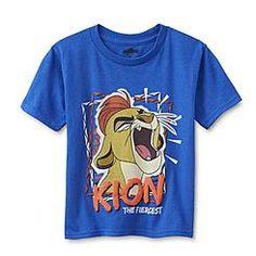 Disney Baby The Lion Guard Toddler Boys' Graphic T-Shirt - Kion