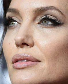 """""""Angelina Jolie"""" my first love . Love her forever. - """"Angelina Jolie"""" my first love . Love her forever.❤❤❤❤ – """"Angelina Jolie"""" my fir - Angelina Jolie Biography, Angelina Jolie Makeup, Angelina Jolie Pictures, Brad Pitt And Angelina Jolie, Angelina Jolie Photos, Jolie Pitt, Beauty Makeup, Eye Makeup, Make Up Inspiration"""