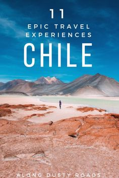 Looking for things to do in Chile? Here are 11 amazing, truly epic experiences! Home to some of the best outdoors experiences in the world, Chile offers up amazing travel experiences. Here's our 11 favourite things to do in Chile. South America Destinations, South America Travel, Backpacking South America, North America, Cool Places To Visit, Places To Travel, Travel Destinations, Travel Guides, Travel Tips