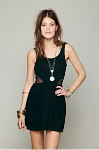 Tallow for Free People Pieced Mesh...    $98.00