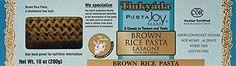 Tinkyada Brown Rice Pasta, Lasagne, 10 Ounce (Pack of 12)