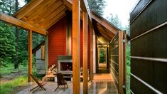 Honorable mention: Indoor-outdoor living | The best architecture is meant to be used. Sunset and AIA select the winners in innovative home design