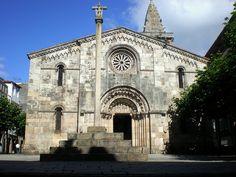 La Coruña Colegiata de Santa Maria