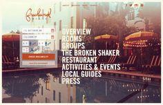 Freehand Miami Hostel - #Best #website, #web #design #inspiration #showcase www.niceoneilike.com