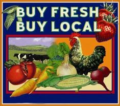 Economic benefits for buying local foods?