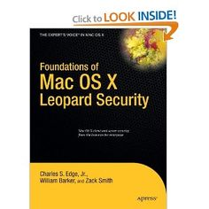 Leopard (10.5) Security