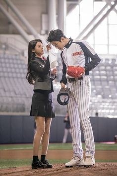 """AOA's Seolhyun Takes Care of Her Man in """"Click Your Heart"""" Photos 
