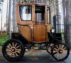 gokhancanbaz:  1905 Woods Electric