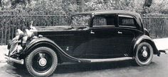 1934 Saloon by Rippon (chassis GAF38) for W. Hepworth