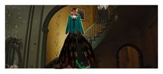 """""""Lady Tremaine visits"""" by julie-smith-7 on Polyvore featuring Lord & Berry, Swarovski, Yanina, Chanel and Yves Saint Laurent"""