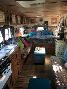 caravan renovation before and after 491877590556387002 - Vintage Trailers Interiors Vintage Campers – – Source by studiozanne
