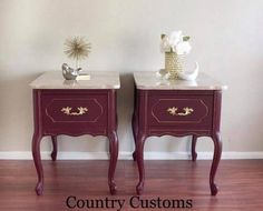1 part Barn Red and 1 part Amethyst make this incredible color!! You have got to try it. Thank you for sharing Amanda Country Customs