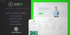 JoeBy Clean Business Wordpress Theme | DOWNLOAD & REVIEW {Download & review at|Review and download at} {|-> }http://best-wordpress-theme.net/joeby-clean-business-download-review/