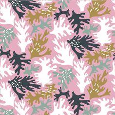 Sea Ferns pattern by Bettyjoy