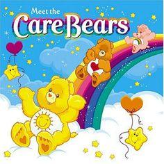 Old Time Cartoons Care Bear