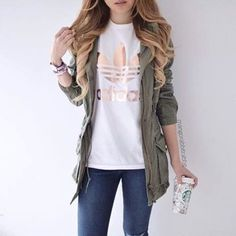 """209 Likes, 1 Comments - Womens Fashion Needs (@womensfashionneeds) on Instagram: """"#apparel #clothing #fashion #girl #trend #love"""""""