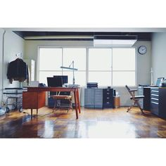 PACIFIC FURNITURE SERVICEさんはInstagramを利用しています:「Office designs with #pacificfurnitureservice ? Why not. #ebisu」