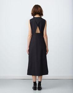 Yoyogi Dress Black *4 | @andwhatelse