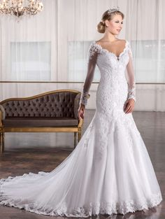 Vestido de noiva modelo: Ballet 6
