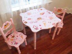 KidKraft Nantucket Pastel Table and Chair Set - 26101 - Activity ...