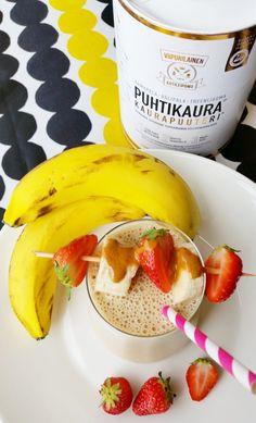 20160612_155027 Protein Shakes, Smoothie, Banana, Fruit, Food, Essen, Smoothies, Bananas, Meals