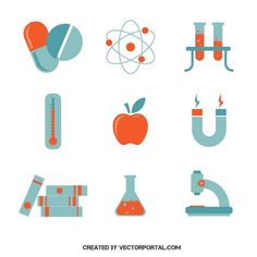 Health care vector icons.