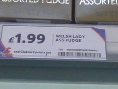 May not be Tesco's finest.             Thank you to The Social Deviants on FB for the picture.