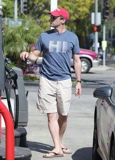 Celeb Diary: Jon Hamm in Los Feliz