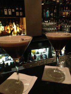 Expresso martinis  salute!