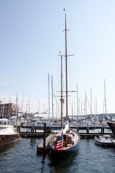 Newport, Rhode Island, sailing New England...