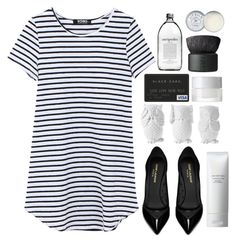 """""""Simple Set"""" by panic-at-the-phandom ❤ liked on Polyvore featuring Yves Saint Laurent, Design 55, SUQQU, Shiseido, NARS Cosmetics, Jack Wills and katsimplesets"""