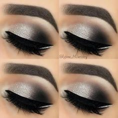 - Prom Makeup For Brown Eyes Prom Makeup For Brown Eyes, Prom Eye Makeup, Makeup Eye Looks, Eyebrow Makeup, Bridal Makeup, Beauty Makeup, Hair Makeup, Grey Eyeshadow, Eyeshadow Looks