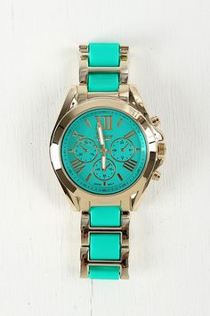 Solid Link Watch