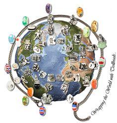 Hope you enjoyed my Trollbeads World tour... #TrollbeadsWorldTour