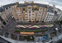 Street Painting #7 par Lang/Baumann