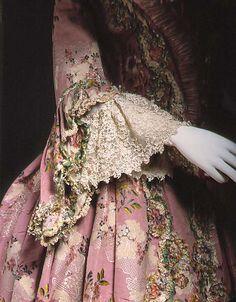 Robe à la Française 1750s+