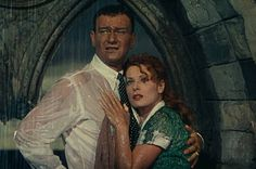 One of my favorite actresses and quiet man is one of my favorite movies. What a wonderful actress she was.  Maureen O'Hara, Irish-Born Actress Known as Queen of Technicolor - NYTimes.com