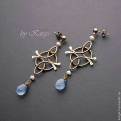 Cobre perlas y cristal