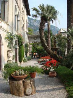 Villa Monastero, Varenna, Italy