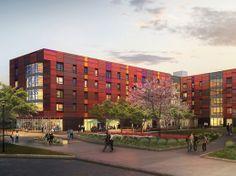 ADD Inc - Architecture Portfolio - UMass Lowell - University Suites