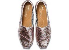 Bright MultI Glitter Women's Classics   TOMS.com