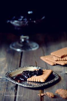 Dżem czekowiśniowy / chocolate and cherries marmalade