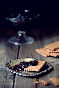 Dżem czekowiśniowy / chocolate and cherries marmalade