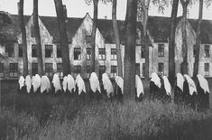 Le Beguinage de Bruges, 1956- Edouard Boubat