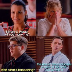 "#Glee 6x03 ""Jagged Little Tapestry"" (my favorite moment!!)"
