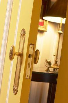 Repairing Vintage Doorknobs